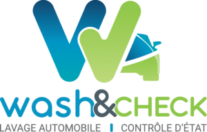 Logo WashandCheck couleur
