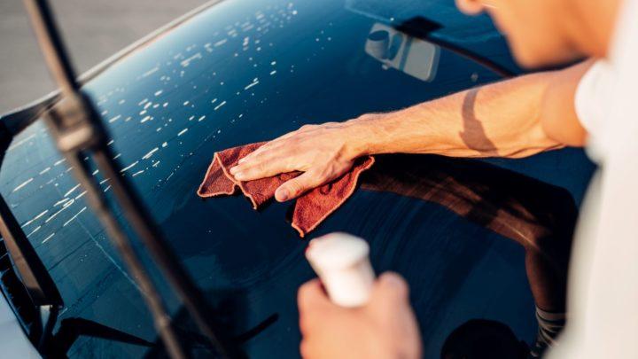 Lavage auto écologique