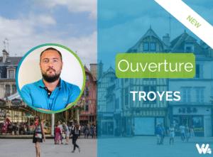 Ouverture Troyes Nicolas PIERRE